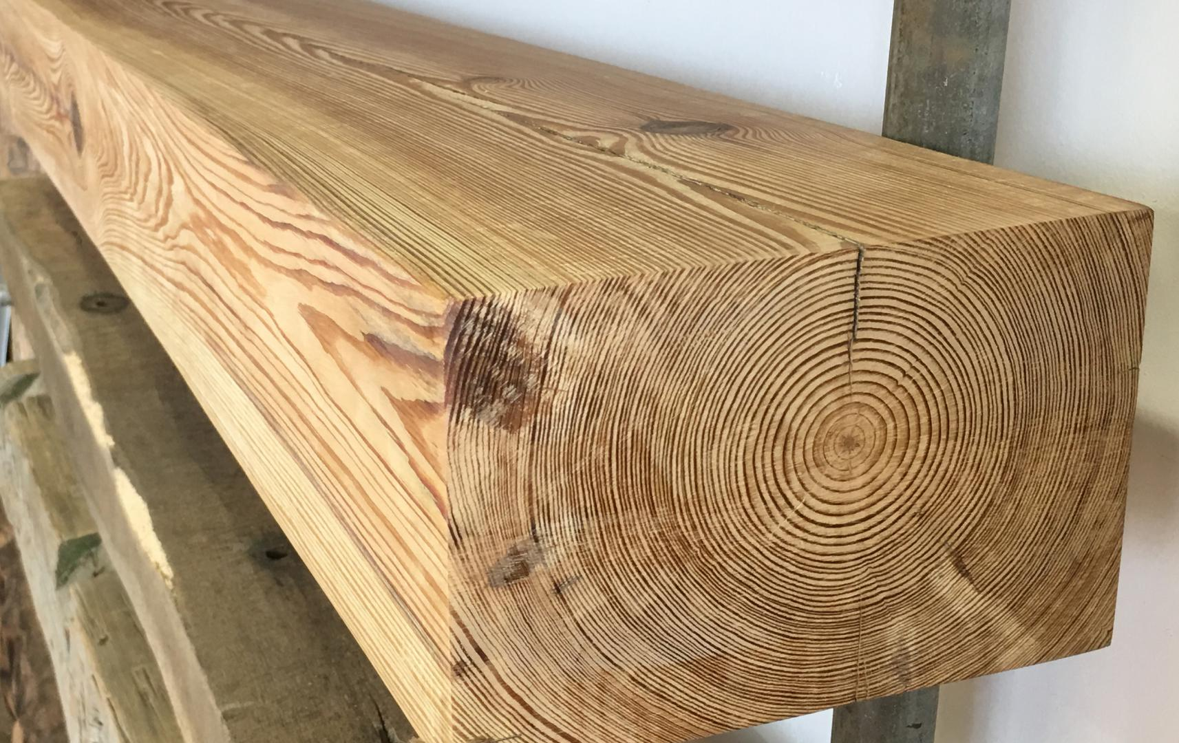 Heart Pine Beam And Board