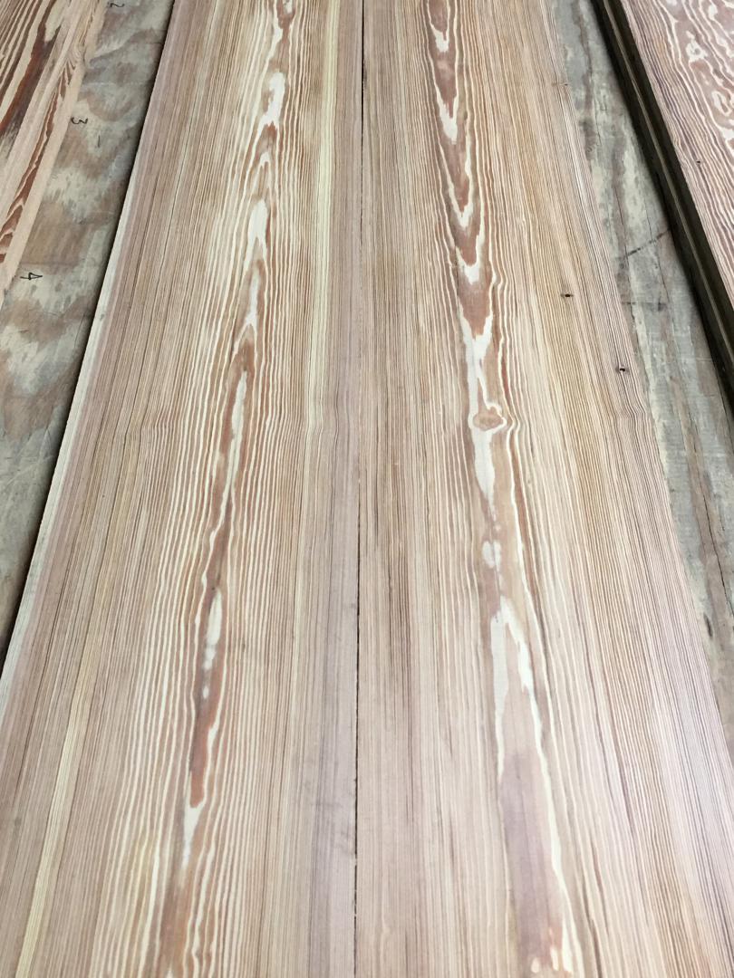 Heart Pine Boards